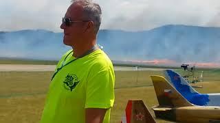 Jets over Czech 2018 - FIRE