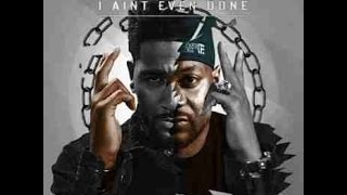 Omarion - I Ain't Even Done Feat. Ghostface Killah