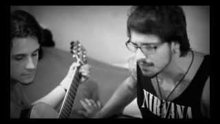 Kim Lírio e Guilherme Zollim (ValvulaRed) - Far Away - Nickelback Cover