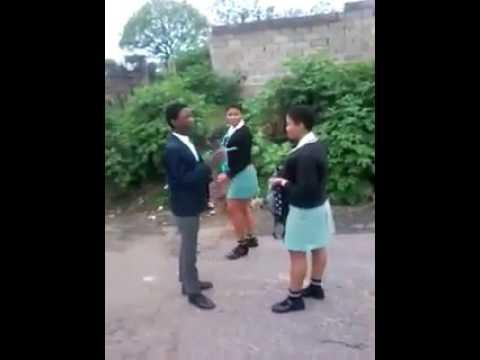 Never cheat a Zulu girl