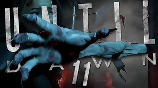 The REAL Monster Revealed!!   Until Dawn - Part 11