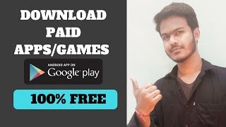 How to Download Paid Apps/Games FREE Android Playstore| NO ROOT| 2017|Tamil stream-தமிழ் ஸ்ட்ரீம் ✔