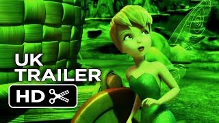 Tinkerbell and the Legend of the Neverbeast Official UK Trailer #1 (2014) - Disney Movie HD