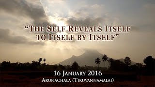 The Self Reveals Itself to Itself by Itself - Satsang with Swami Atmananda Udasin