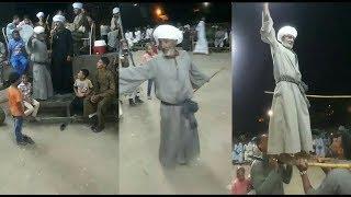 شاهد اجمل افراح الصعيد الرقص علي المزمار البلدي والرقص علي الربابه
