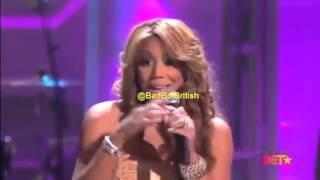 Tamar Braxton-Herbert Love Overboard 2011 Soul Train Awards Gladys Knight Tribute