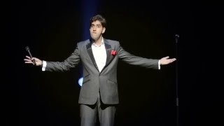Comedian Rishi Budhrani on getting a Driver's License in Singapore