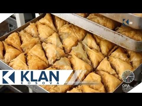 ORA 7 Bakllavat dhe llojet e tyre Klan Kosova