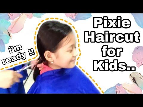 Xxx Mp4 Pixie Haircut For Kids BYE BYE LONG HAIR 3gp Sex