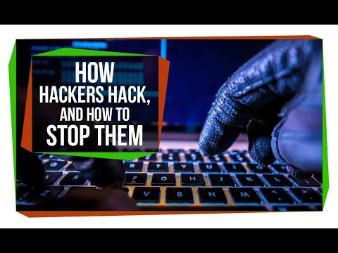 How Hackers Hack and How To Stop Them