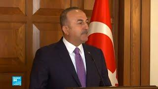 وزير الخارجية التركي يهدد..إذا لم يتوصل لاتفاق مع الأمريكيين