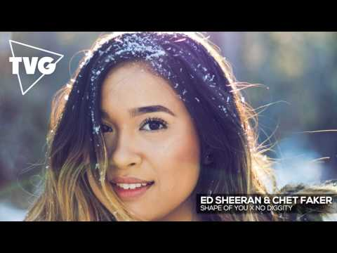 Download Lagu Ed Sheeran & Chet Faker - Shape Of You x No Diggity (Lu Crative & Sowlmate Remix)