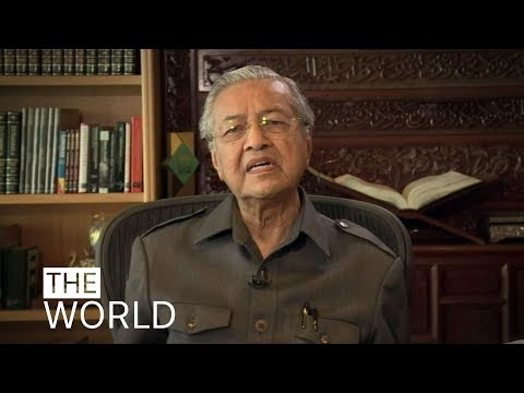 Why is former Malaysian PM Mahathir Mohamed destroying the party he led