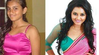 Sri Lankan Actress without makeup