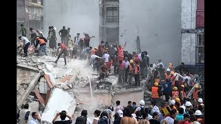 Imágenes del terremoto y los rescates en la CDMX Video