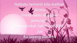 Nera AF9 hatiku milikmu lyrics