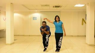 Khakhi chokka(Sardhar gabbar singh) | Zumba Choreo by Naveen Kumar & Jyothi Puli