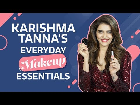 Xxx Mp4 Karishma Tanna What S In My Makeup Bag Pinkvilla Fashion Bollywood 3gp Sex