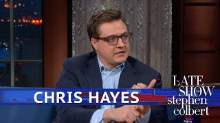 What Chris Hayes Likes About 2020 Town Halls