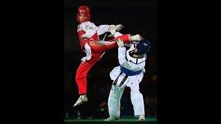 أذكى واغرب ضربات سجلت في عالم التايكواندو taekwondo 2018