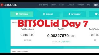 BITSOLiD Day 7