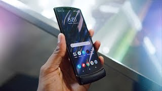 2020 Moto RAZR Impressions! The Return of a Folding Icon!
