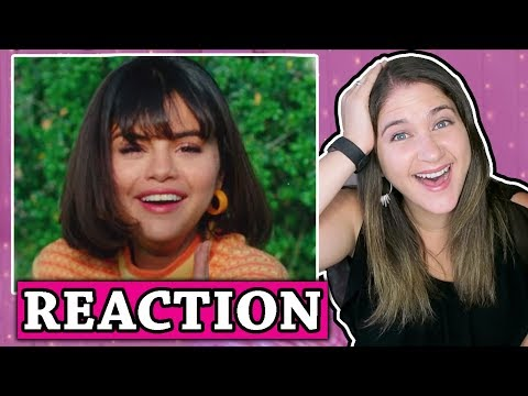 Back To You - Selena Gomez (Music Video) REACTION