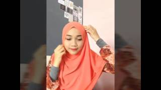 simple shawl tutorial for everyday 💕