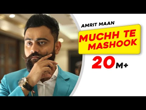Muchh Te Mashook (Full Song) - Amrit Maan | JSL | Latest Punjabi Songs 2015 | Speed Records