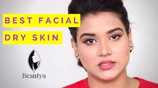 👉 Which Facial is Good for Dry Skin (Hindi)