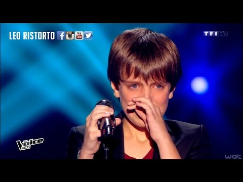 AMAZING YOUNG BOY singing - I will always love you  THE VOICE KIDS