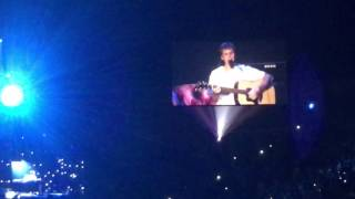 justin bieber at the o2 london 28th november 2016  cold water acoustic