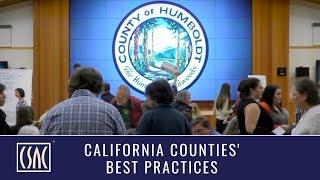 Best Practices: Humboldt County