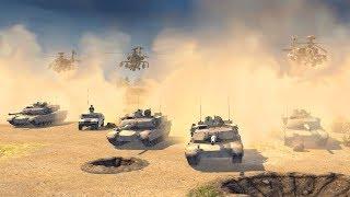 First Battle of Fallujah - Iraq Campaign 2003 | Cold War Mod | Men of War: Assault Squad 2 Gameplay