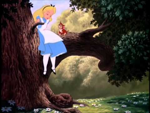 In A World Of My Own Alice In Wonderland