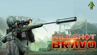 Kill Shot Bravo (iOS/Android) Gameplay HD