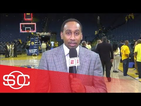 Xxx Mp4 Stephen A Reacts To Warriors' Game 3 Blowout Over Rockets SportsCenter ESPN 3gp Sex