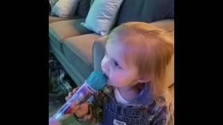 Finley Singing Frozen