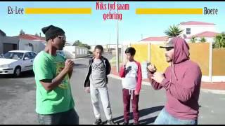 Boere and Es-Lee Cape Town Fights