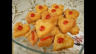 ناگت مرغ Chicken Nuggets | Naget Morgh