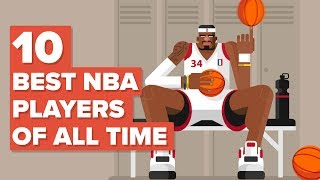 10 Best NBA Players of All Time
