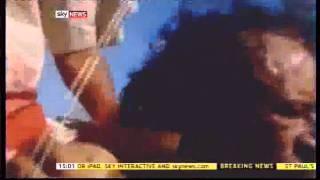 Colonel Gaddafi's final hours