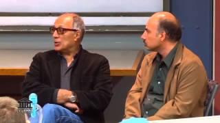 عباس کیارستمی در دانشگاه سیراکیوز