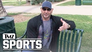 Dave Bautista Says He Might Leave USA if Donald Trump Gets Re-Elected | TMZ Sports