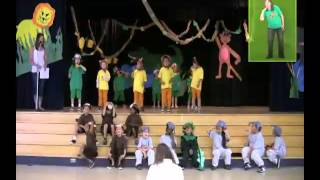 The Story of the Wide Mouthed Frog - A Musical Play for Children to Perform