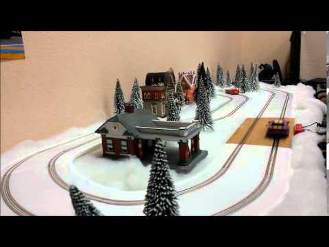 Ninco Snow track