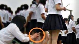 10 Weird Japanese School Rules
