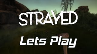 Strayed - Wood Needed 2  - [PC Gameplay]