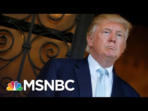 Donald Trump Faces New Resistance And Low Poll Numbers The Last Word MSNBC