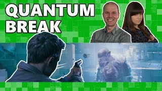 LIVE STREAM | Quantum Break: First 60 Mins of Gameplay & Live Action Show